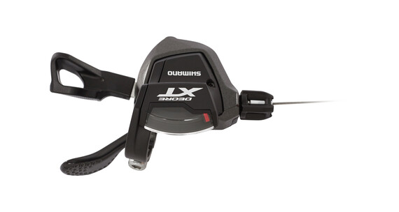 Shimano Deore XT SL-M800 Schalthebel Schelle 2/3-fach schwarz
